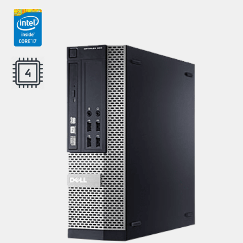 Pc Dell 790 i7 Cuatro Nucleos 3.8 ghz 8 gb RAM 500 gb HDD Win7pro en internet