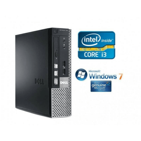 Pc Dell IntelCorei3 4gb 250gb Dvdrw Windows 7 en internet