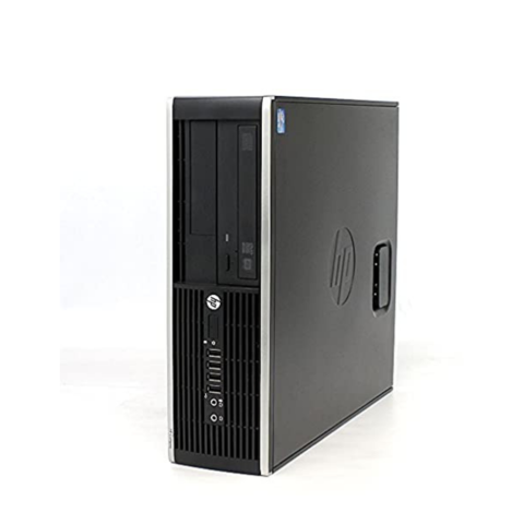 PC HP 6300 i3 3ra gen 4gb 120 gb SSD Windows 10 Pro Desktop - comprar online