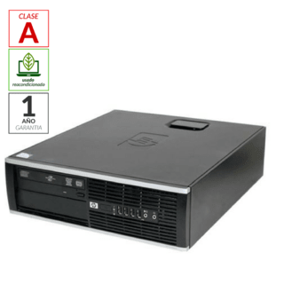 Pc Hp 8000 SFF  Intel Core 2 Duo 2gb RAM 320 gb HDD Win17 Pro en internet