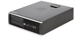 Pc Hp 8100 IntelCorei5 4gb (hasta 8gb) 500gb Win7Pro SFF Desktop