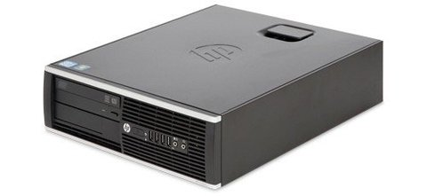 Pc Hp 8300 IntelCorei5 4gb 500gb Win8 Pro SFF Desktop en internet