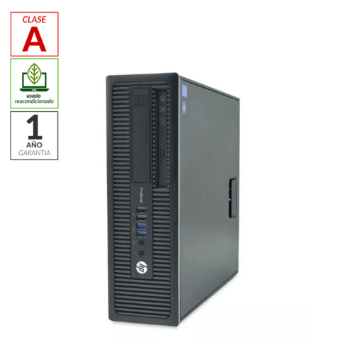Pc Hp Pro 600 IntelCorei5 4gb (hasta16gb) 500gb Win10 Pro SFF Desktop en internet