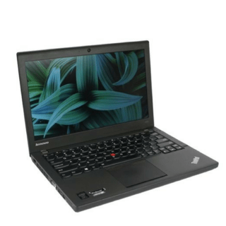 Lenovo Thinkpad X240 Corei5 4gb (hasta16gb) 500GB 12
