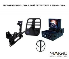 DETECTOR DE METAL MAKRO DEEPHUNTER 3D PRO PACKAGE