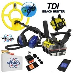 DETECTOR DE METAL WHITES TDI BEACH HUNTER - comprar online