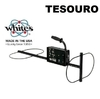 DETECTOR DE METAL WHITE'S TM 808 - PARA TESOURO!