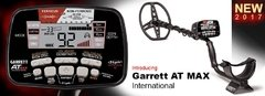 GARRETT AT MAX INTERNATIONAL DE 13,6 KHZ E WIRELESS na internet
