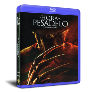 Blu-Ray A Hora do Pesadelo