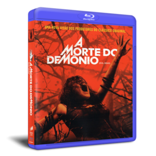 Blu-Ray A Morte do Demônio