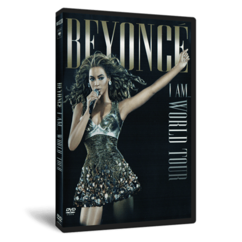 DVD Beyoncé: I Am World Tour