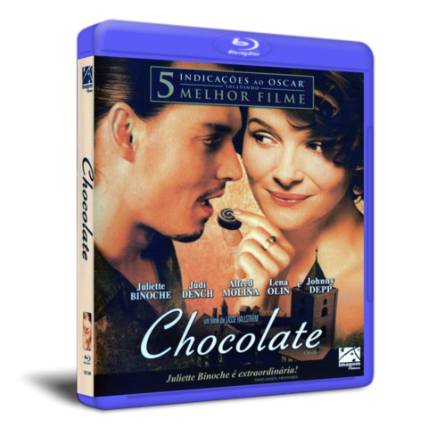 Blu-Ray Chocolate
