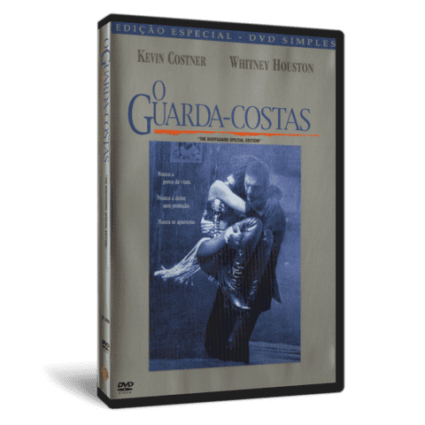 DVD O Guarda-Costas