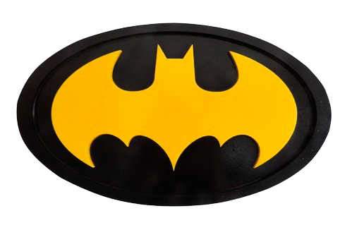 Combo CUADRO BATMAN + LOGO BATMAN en internet