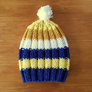 Gorro Light Blue