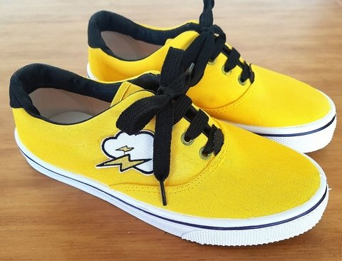 Zapatillas Yellow Flash