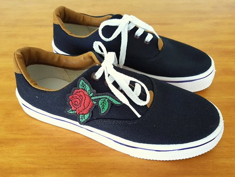 Zapatillas Red Roses