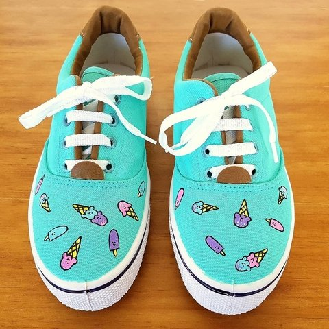 Zapatillas Mint Ice Cream en internet
