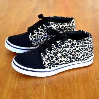 Zapatillas Botitas Animal Print