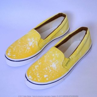 Panchas Grunge Yellow