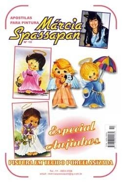 Apostila Para Pintura Infantil Edição 10