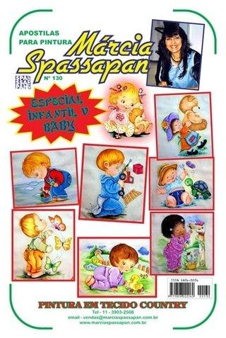 Apostila Para Pintura Infantil Edição 130