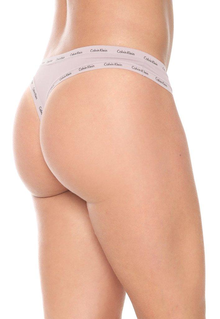 9efa4aa9f ... Imagem do Calcinha Fio Dental Calvin Klein Underwear Logo