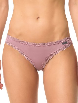 CALCINHA TANGA CALVIN KLEIN UNDERWEAR PANTY TABLE