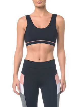 Top Athletic Calvin Klein Faixas Costas