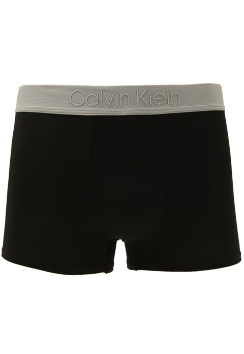 Cueca Trunk Calvin Klein Underwear New Black Cotton