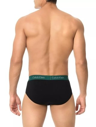 Kit 3 Cuecas Calvin Klein Underwear Brief - loja online
