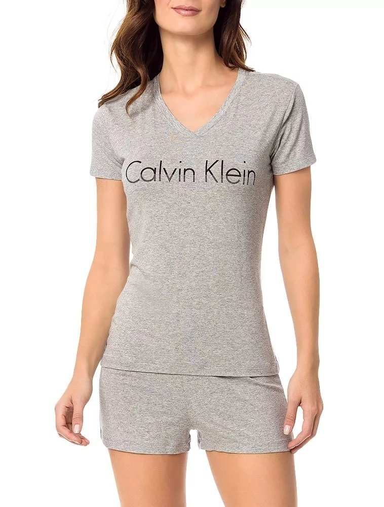 12d123ed8 Pijama M C e Short Calvin Klein Underwear de Visco