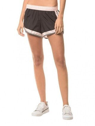 Shorts Athletic Calvin Klein Estampa