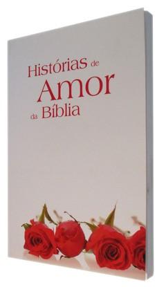 Livro - Histórias de Amor da Bíblia