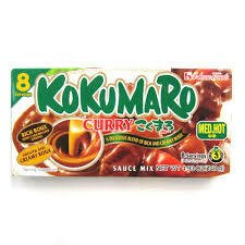 Curry Kokumaro Sabor Medio 140 gr