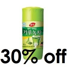 PROMO 30% DESCUENTO Te Verde Instantáneo Dong Suh 40 grs