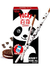 Galletas Baston Pocky 35 gr sabor Panda Cookies and Cream