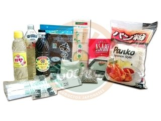 Kit Sushi Completo 10 Productos