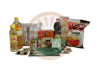 Kit Sushi Premium 12 Productos