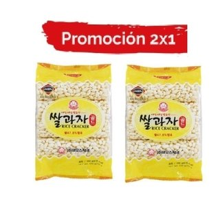 PROMO 2X1 Galleta de Arroz Dulce 90gr
