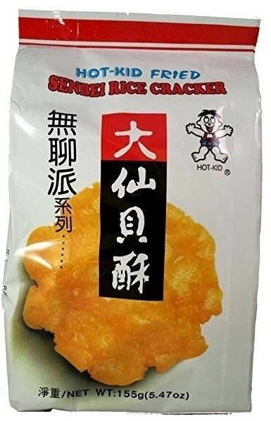 Galletas de Arroz Senbei 155 gr