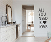 Vinilo Decorativo Frase ALL YOU NEED