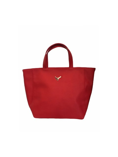 LITTLE TOTE  ROUGE
