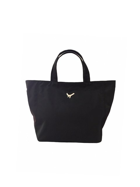 LITTLE TOTE  BLACK