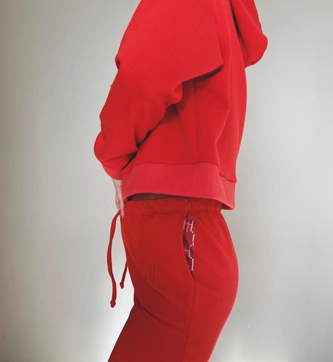 JOGGER ROUGE H - heliciabsas