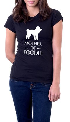 Baby Look Algodão Mother of Poodle