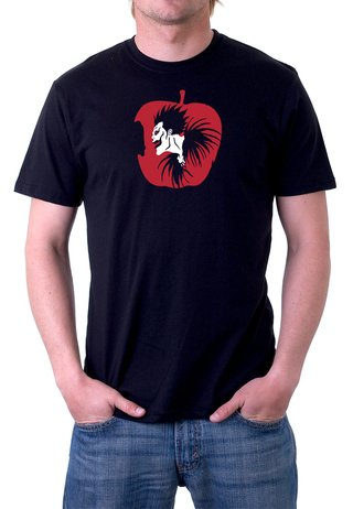 Camiseta Death Note (Modelo 2)