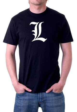 Camiseta Death Note (Modelo 4)