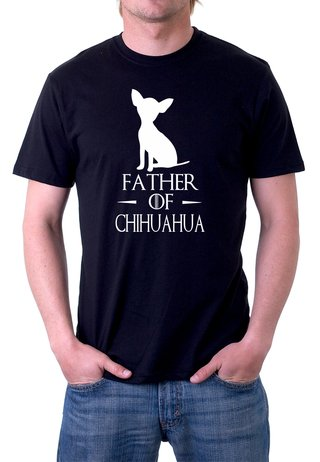 Camiseta Algodão Mother Of Chihuahua