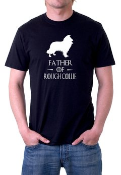 Camiseta Algodão Mother Of Rough Collie - comprar online